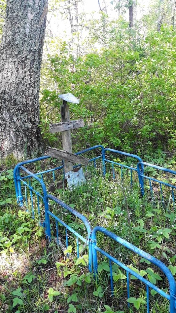 Исчезнувшее с карты село Илкодино, Владимирская область 07