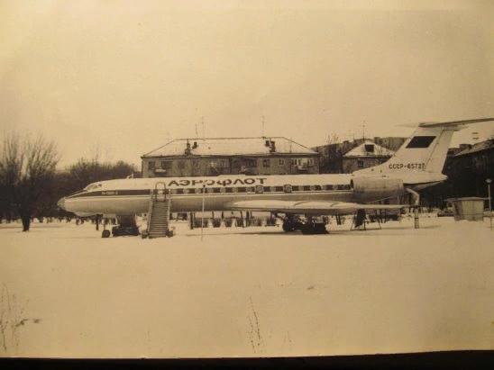 Самолет в Муроме 01