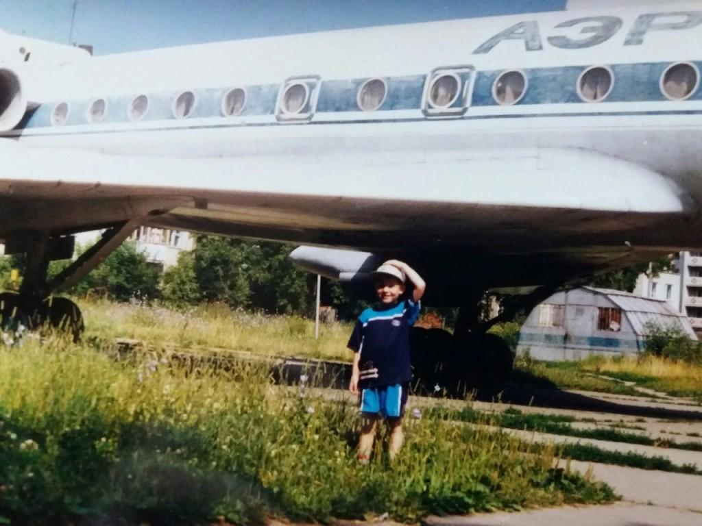 Самолет в Муроме 02