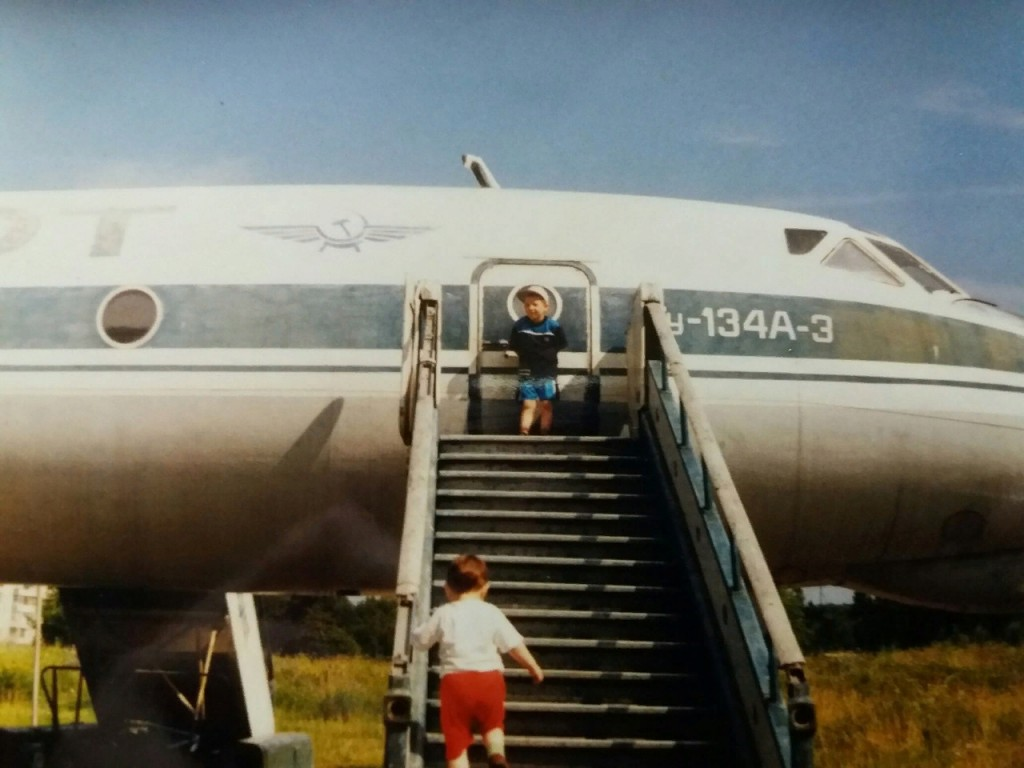 Самолет в Муроме 03