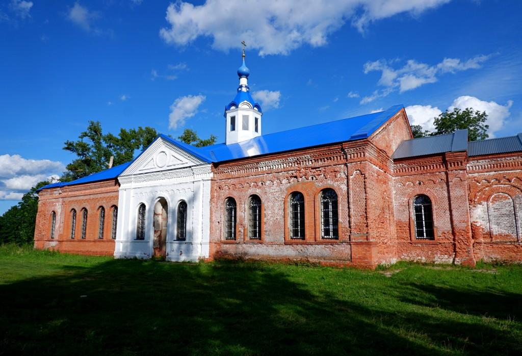 Осовец - древняя русская крепость на берегу Клязьмы, Собинский район 05