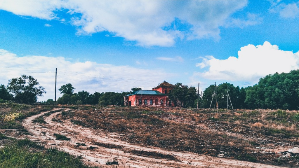 Село Цибеево, Суздальский район 01