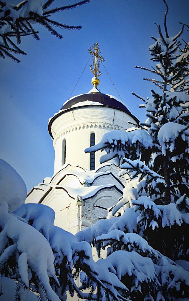 Фрески и роспись Княгинина монастыря во Владимире 03