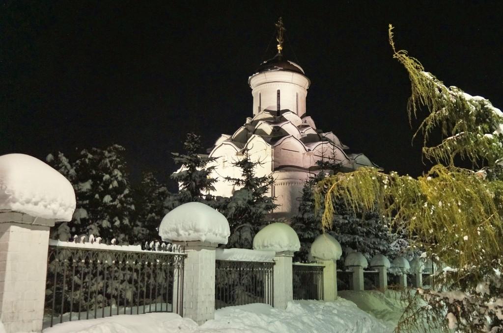 Фрески и роспись Княгинина монастыря во Владимире 04