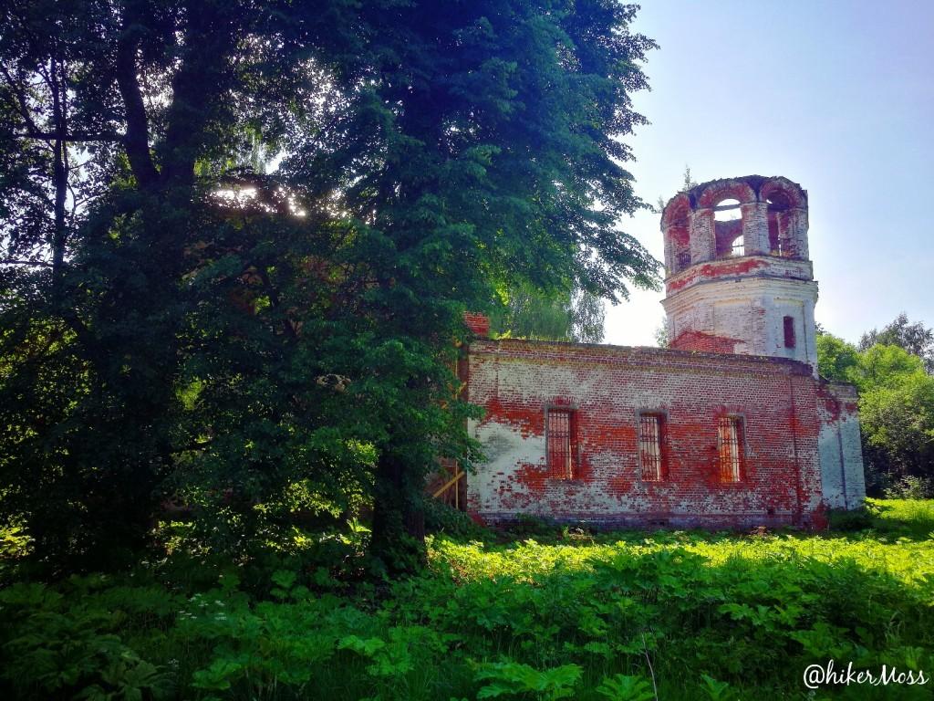Глухая деревня Макарово Кольчугинского района 08
