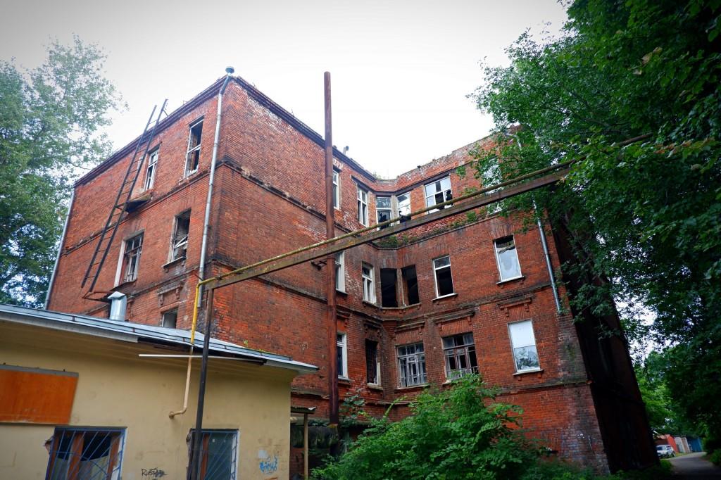 Дом дешёвых квартир купцов Лосевых на Годовой горе во Владимире 03