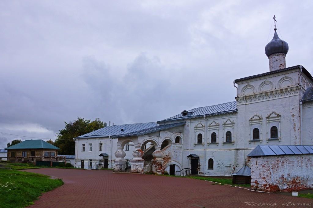 Гороховец. Церковь Иоанна Лествичника и часовни Никольского монастыря 05