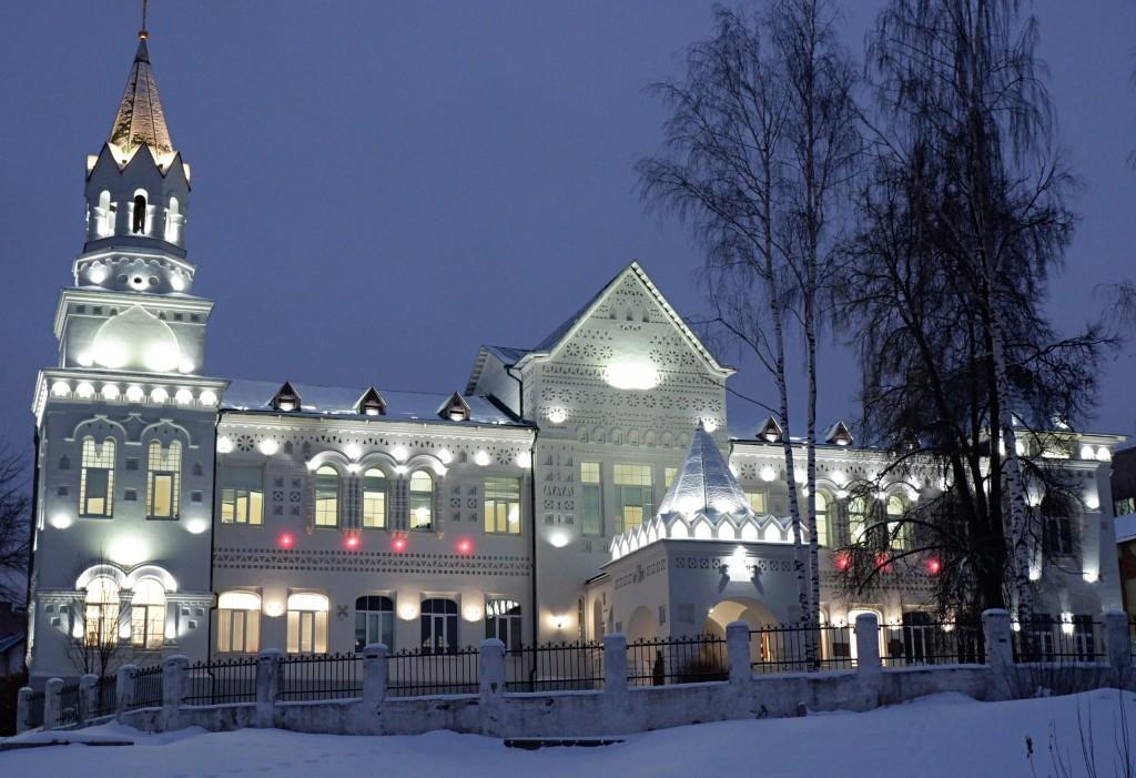 Больница в память 300-летия царствования Дома Романовых во Владимире