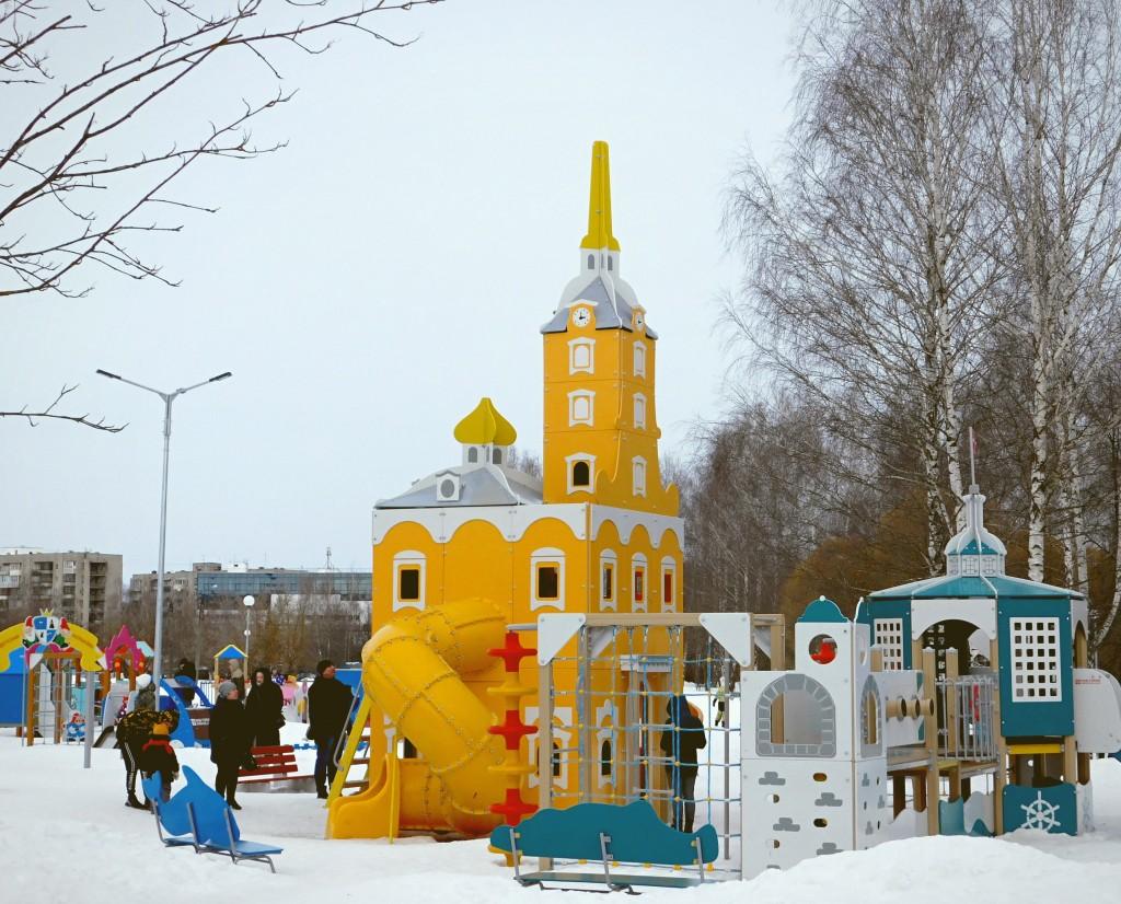 Доброе - район добрых людей города Владимира 07