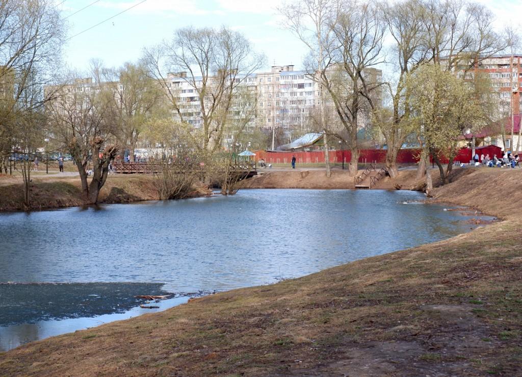 Красносельский пруд