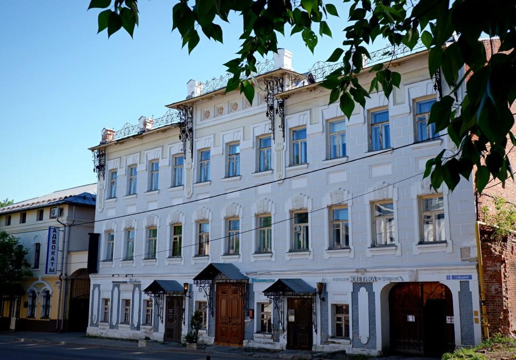 Дом купца Философова во Владимире