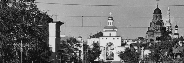 Архитектурные памятники города Владимира