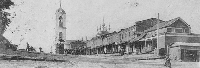 Достопримечательности города Меленки и Меленковского района
