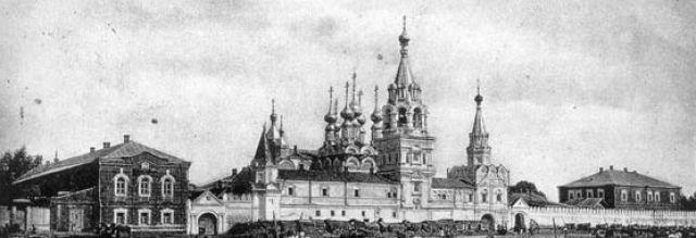 Монастыри и церкви города Мурома