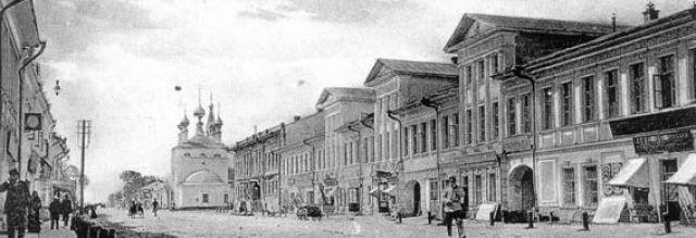 Улицы и районы города Мурома